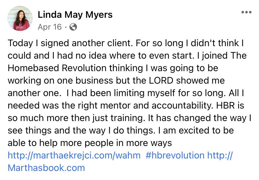 Linda May Myers