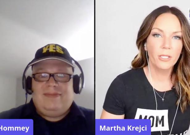 Martha Krejci – High-Vibin' Mama, Wife, Business Coach + Growth Strategist
